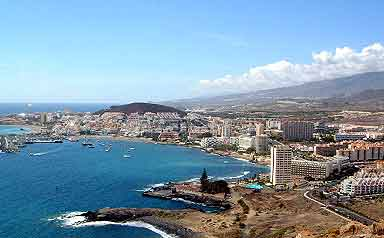 Photograph - View of Los Cristianos